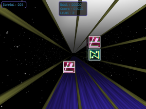 Screenshot of level 2