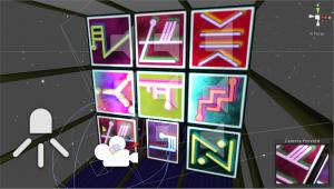 3x3 ver. 10 Unity Screenshot